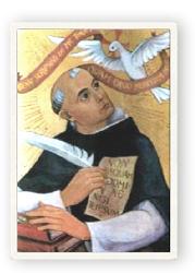 Thomas d'Aquin, ke docteur angélique