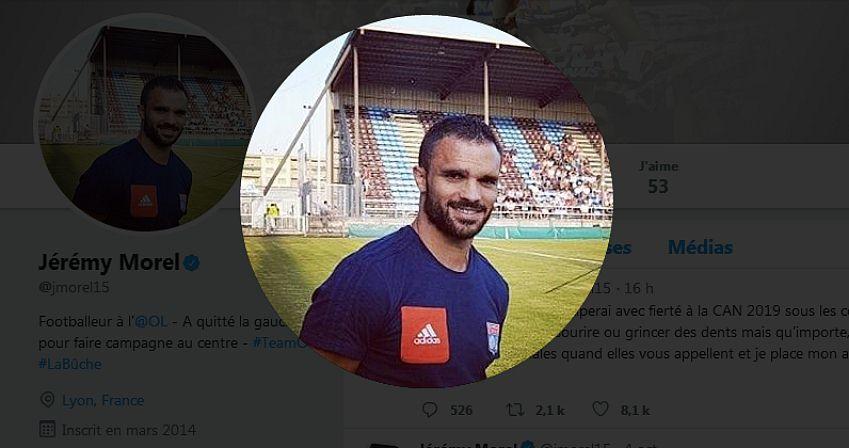 Jeremy Morel, défenseur central de l'Olympique de Lyon, renforcera ...